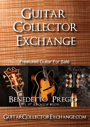 Guitar Collector Exchange