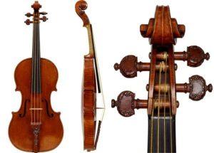 Stradivari Violin - Lady Blunt