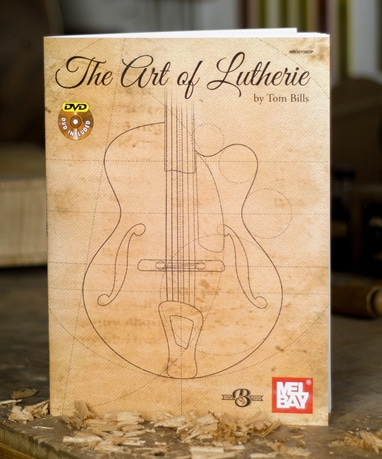 The Art Of Lutherie guitar Making Book