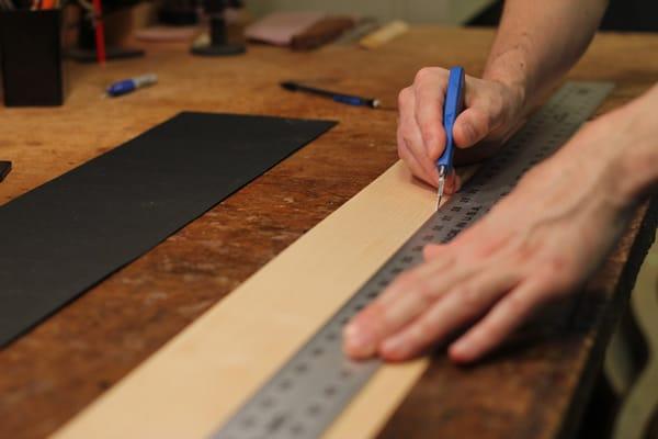 Cutting Veneers For purfling
