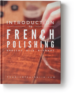 French Polishing Book