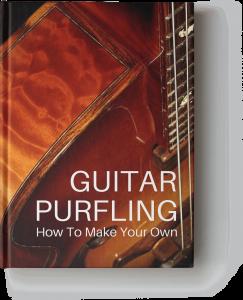 Make Wood Purfling - Book Cover