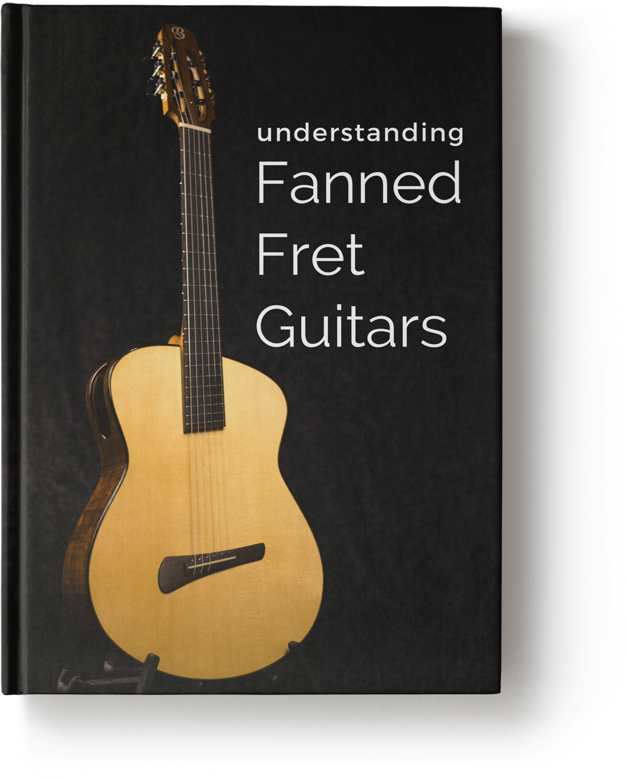 Understanding Fanned Fret Guitars - Book Cover
