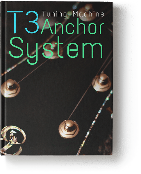 Tuning Machine Anchor System