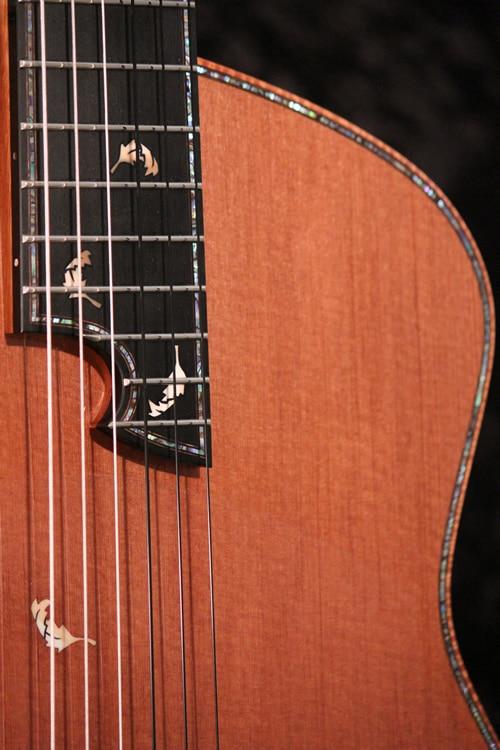 Guitar Headstock Binding tutorial