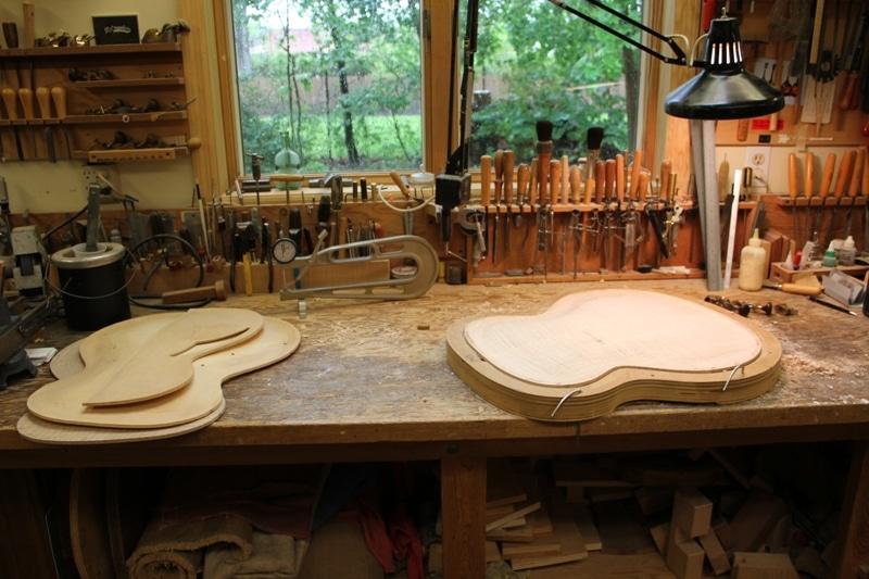 Monteleone Guitar Making