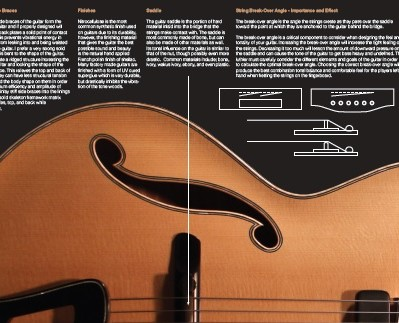 archtop guitar making