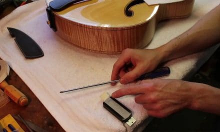 Magnetic Mapping For Floating Guitar Pickups
