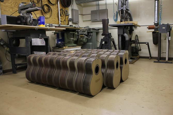 Olson Guitars 5