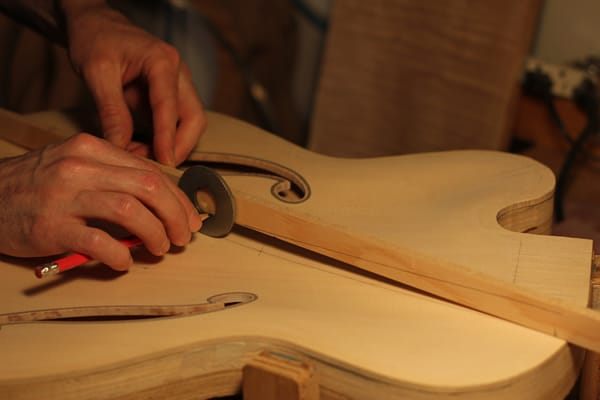 Contour Line Drawing Guitar : Daemoness guitars interview with dylan humphries u the tonebar