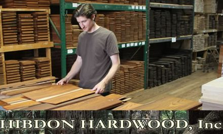 Guitar Tonewood Supplier: Hibdon Hardwood