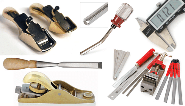 Guitar Making Tools Wish List (2019)