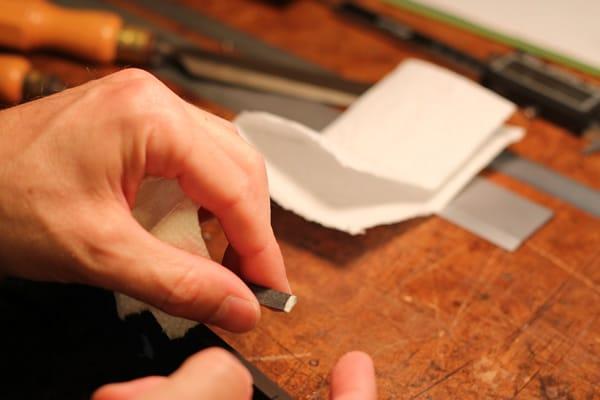 guitar purfling tutorial 3