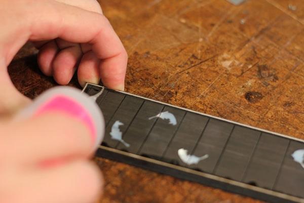guitar purfling tutorial 14