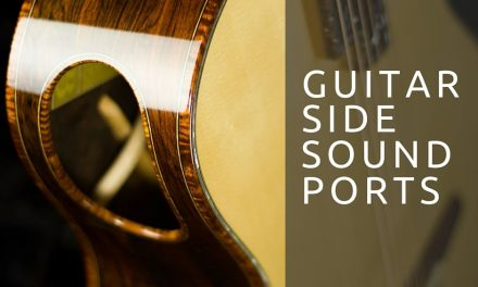 Guitar Side Sound Ports
