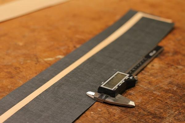 thicknessing veneers