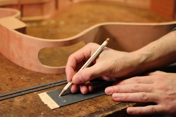 marking the wood perfling set