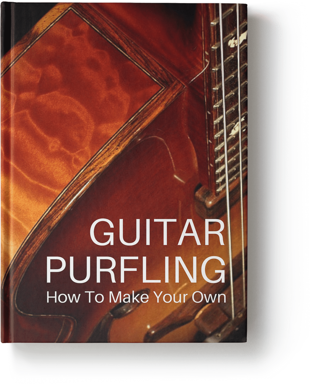 How To Make Guitar Purfling