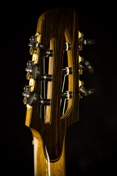 headstock back strapping