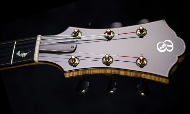 5 Awesome Tricks For More Precise Guitar Headstock Binding