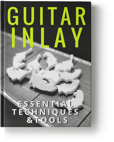 guitar inlay book