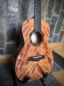 Bigfoot guitars Karan Sinngh