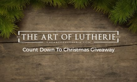 The Art Of Lutherie – Luthier Tools & Training Giveaway