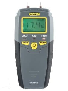 digital moisture meeter for luthiers