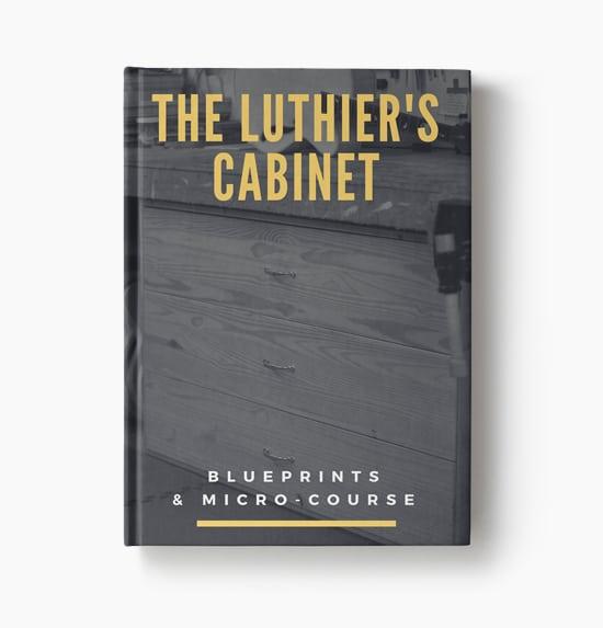 luthier cabinet blueprint