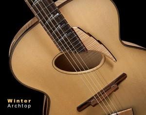 Monteleone Four Seasons Guitars
