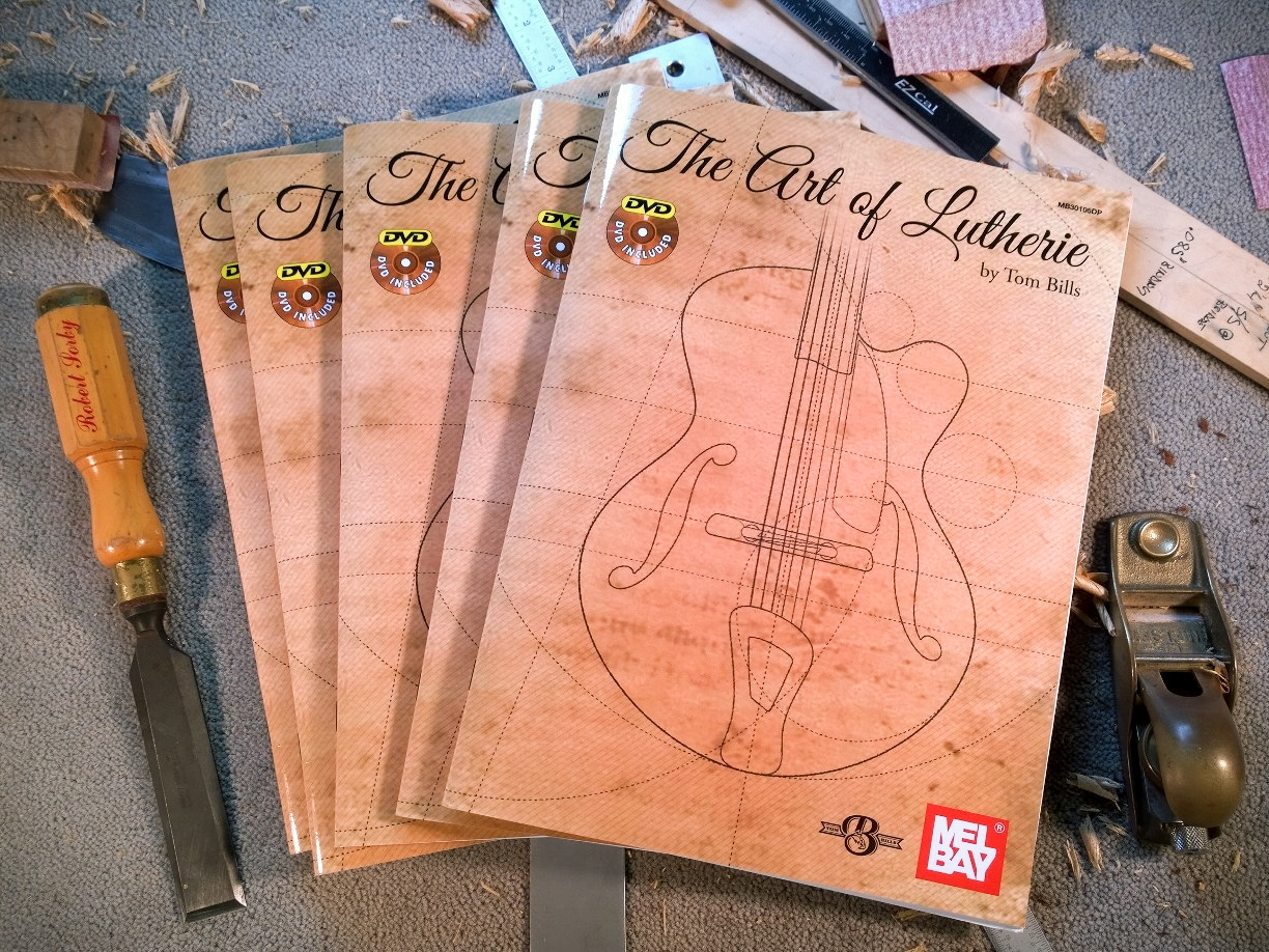 The Art Of Lutherie 1 of 1 1