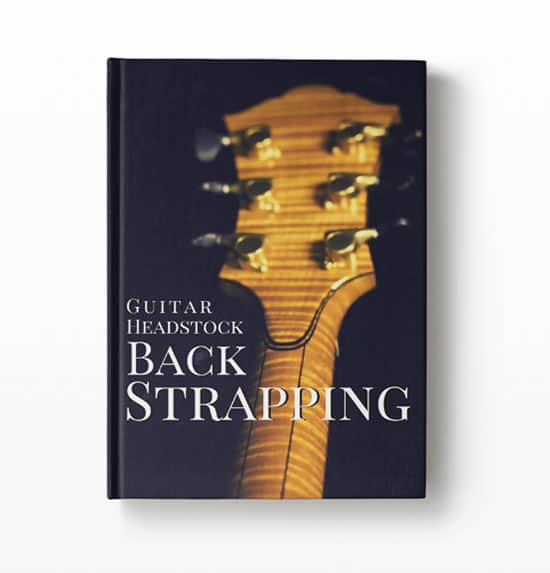 backstrapping book cover