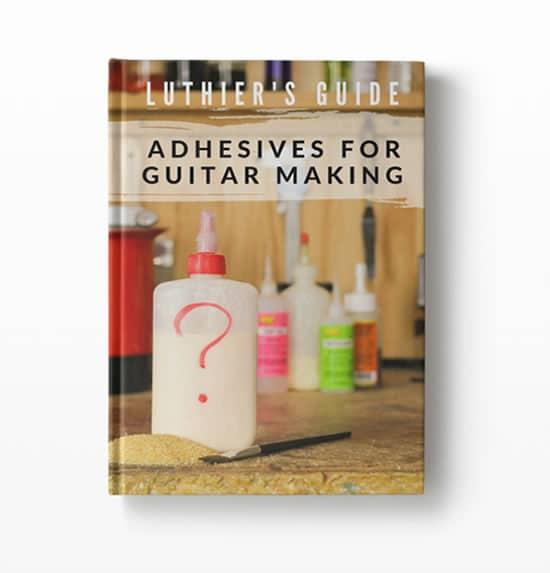 glue book cover