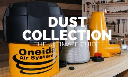 Dust Collection – The Ultimate Luthier's Guide
