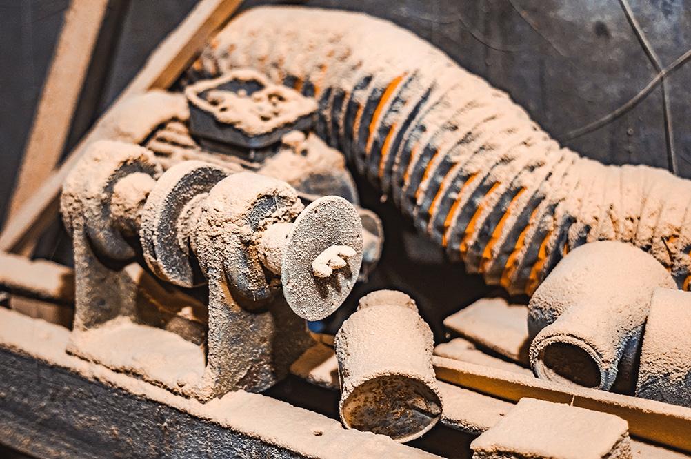 dangers of woodworking dust
