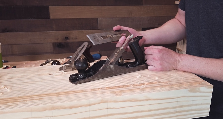 Sharpening Chisels and Hand Planes