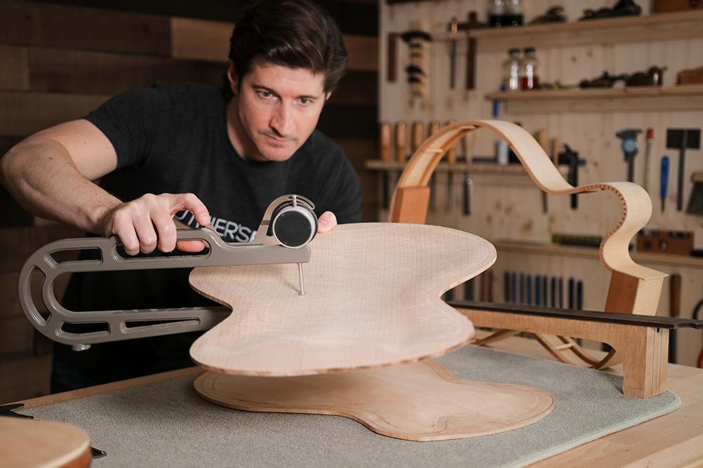 deep reach luthier caliper