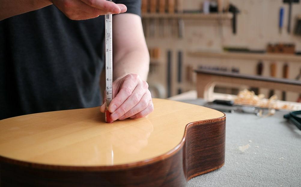 hacklinger caliper luthier