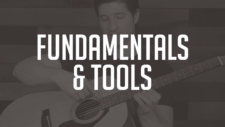 Elevated Fingerboard Guitar tools and basic fundamentals