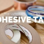 The Luthier's Guide To Tape For Guitar Making