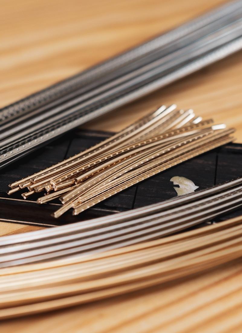 EVO Fret wire Jescar