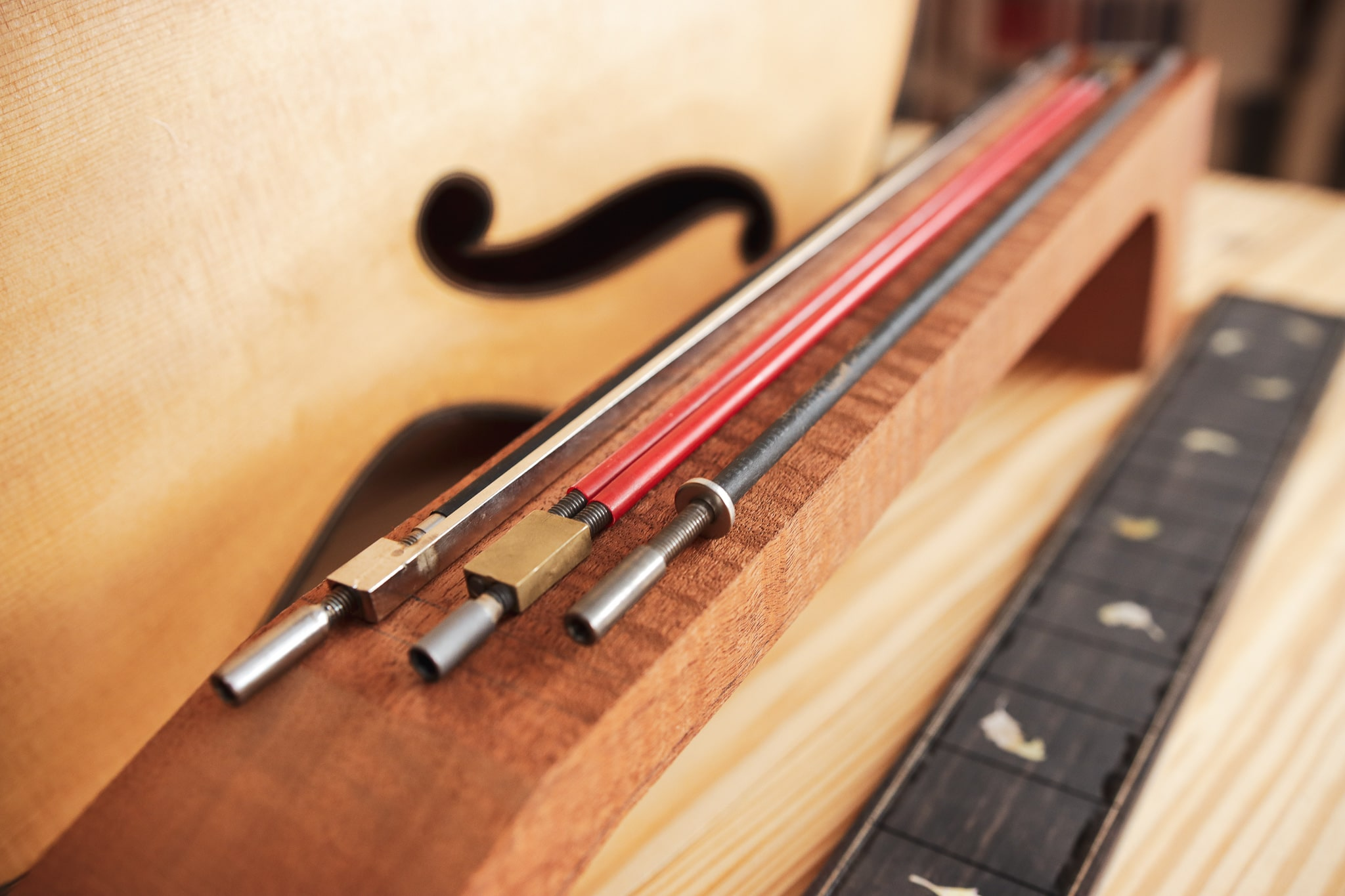types of guitar truss rods