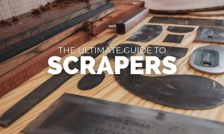 Card Scrapers – Types, Uses, And How To Sharpen