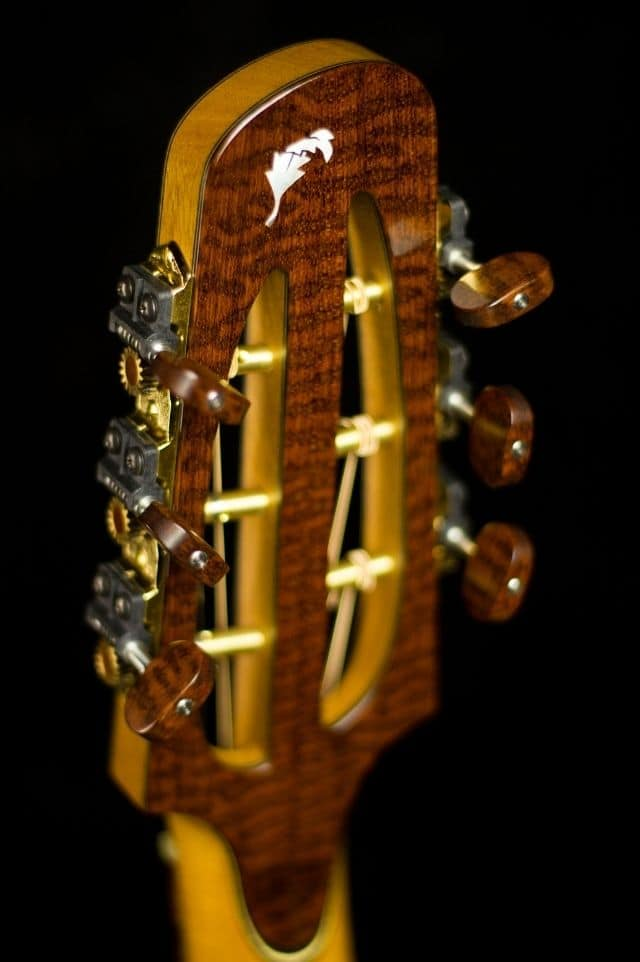 Acoustic Guitar Backstrap